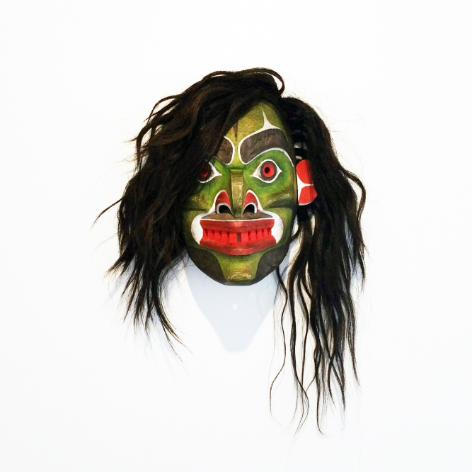 Winalagalis (War Spirit) Mask, 2015