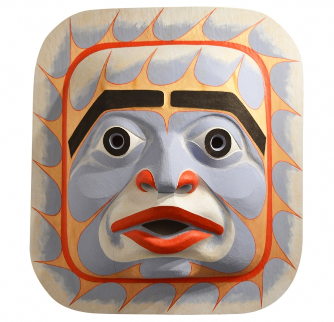 Bella Coola Sky Mask