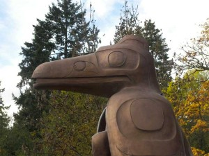 Quench Water Fountain, Rande Cook (Kwakwaka'wakw)