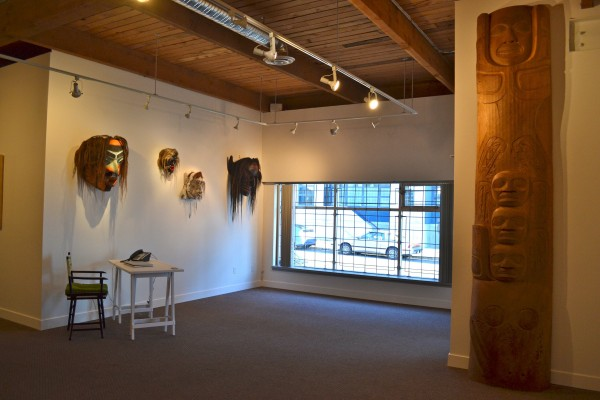 Story Installation view