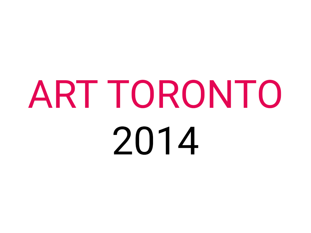 Art Toronto 2014 Exhibition Icon