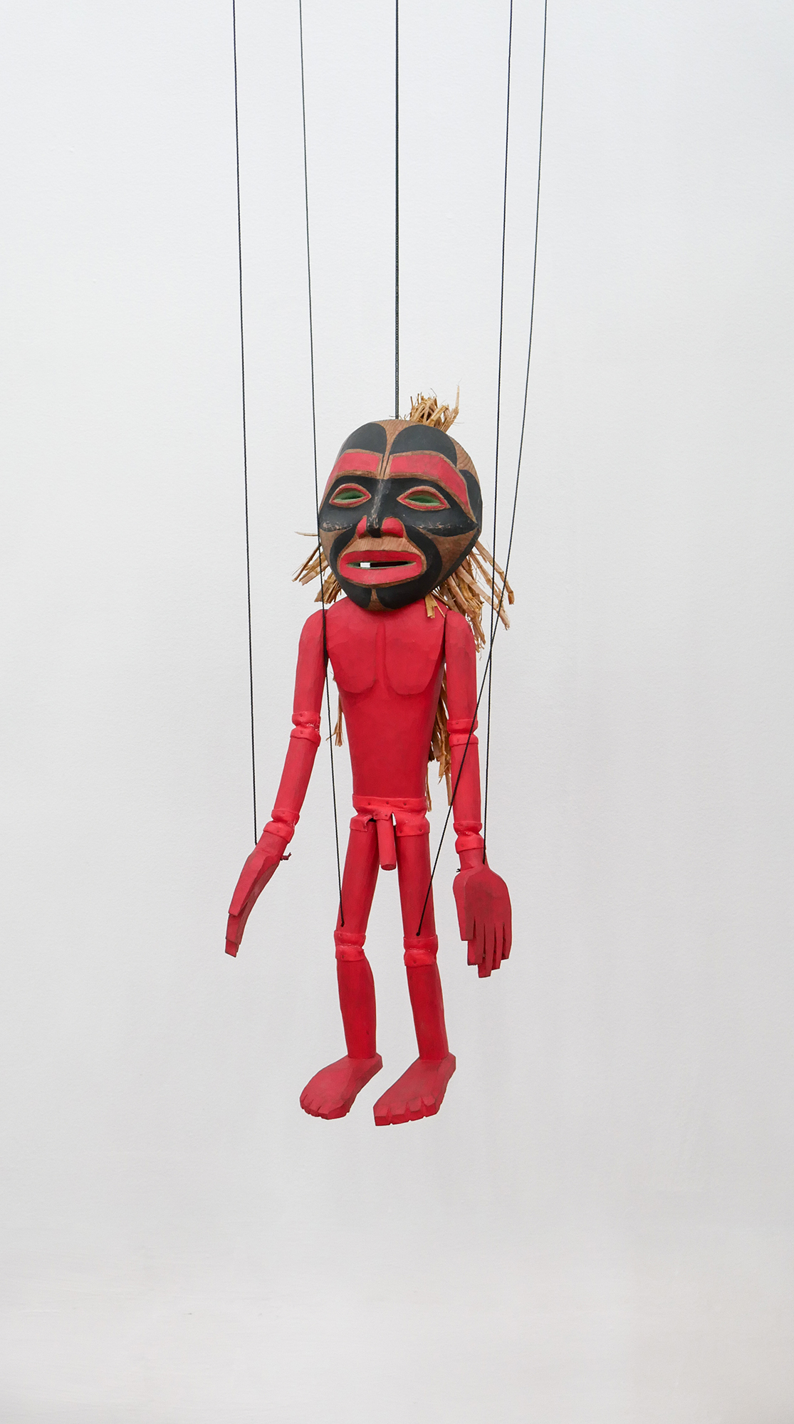 Ulala Dance Puppet/Marionette, 2019