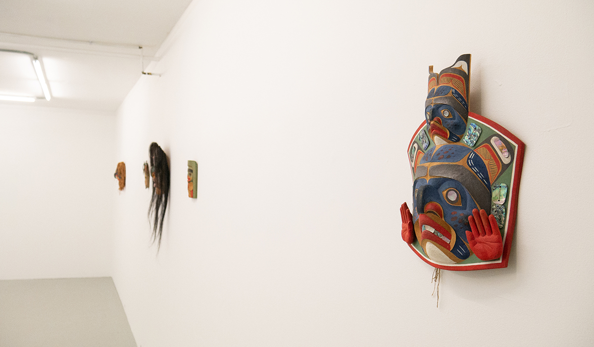 Beau Dick: Early Works on display at Fazakas Gallery