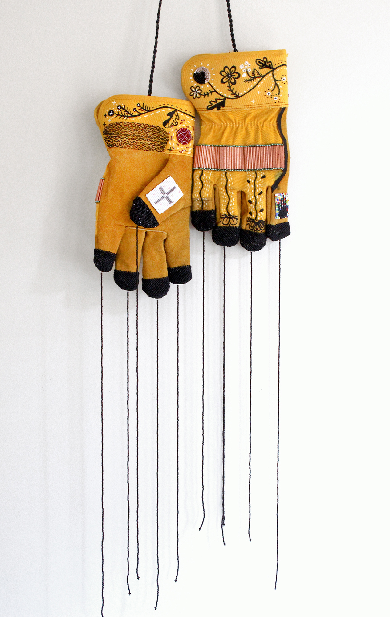 Rooting Gloves, 2019
