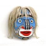 Bella Coola Ancestor Mask, 1994
