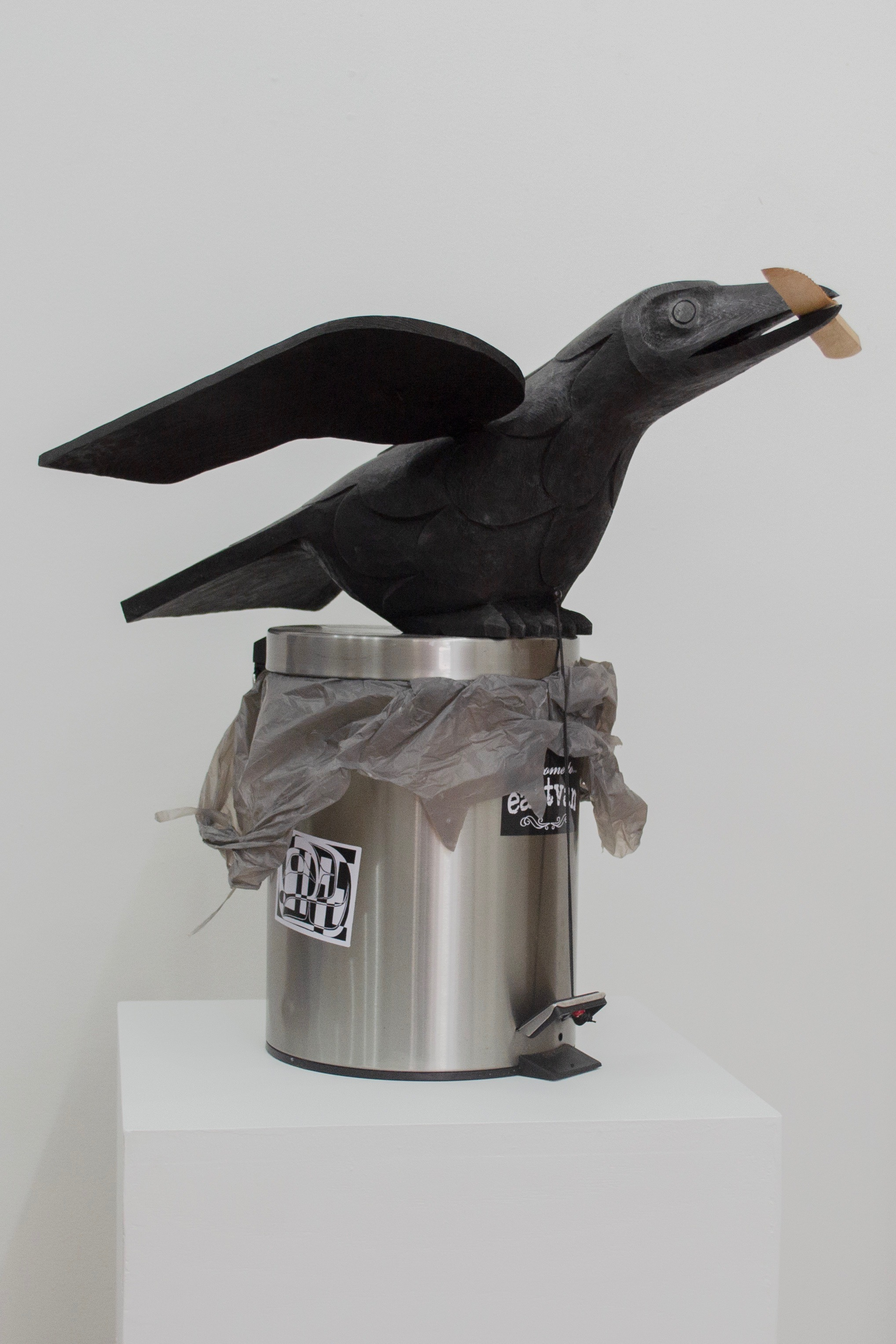 Hometown Hero (Canuck the Crow), 2020