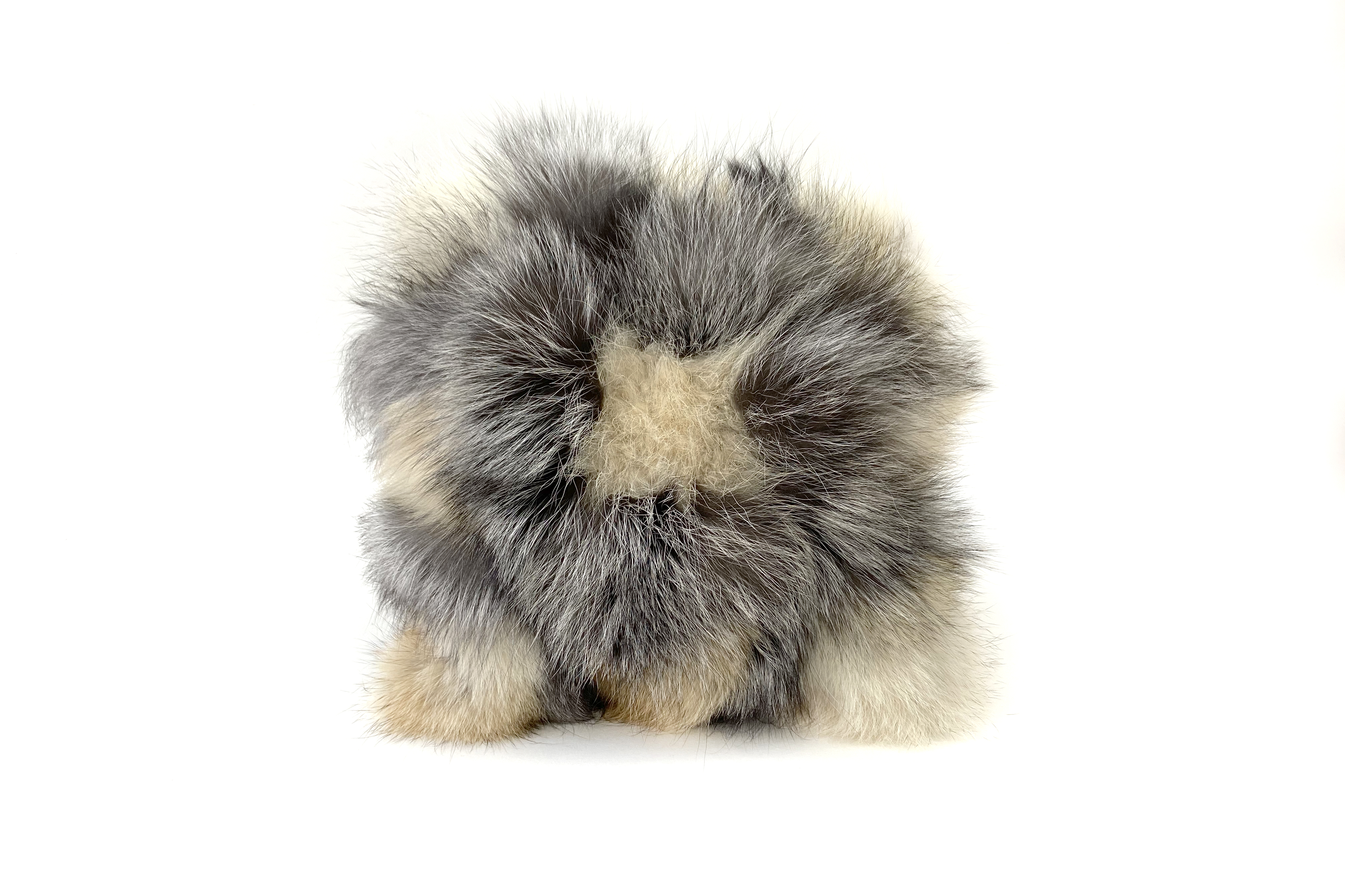 Fur Cushion, 2020