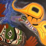 Numas & the Butterfly, Cole Speck (Kwakwaka'wakw)