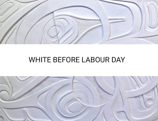 White Before Labour Day Exhibition Icon