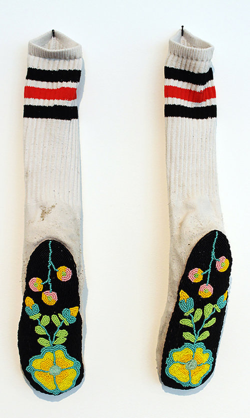 Pair of Socks, 2017