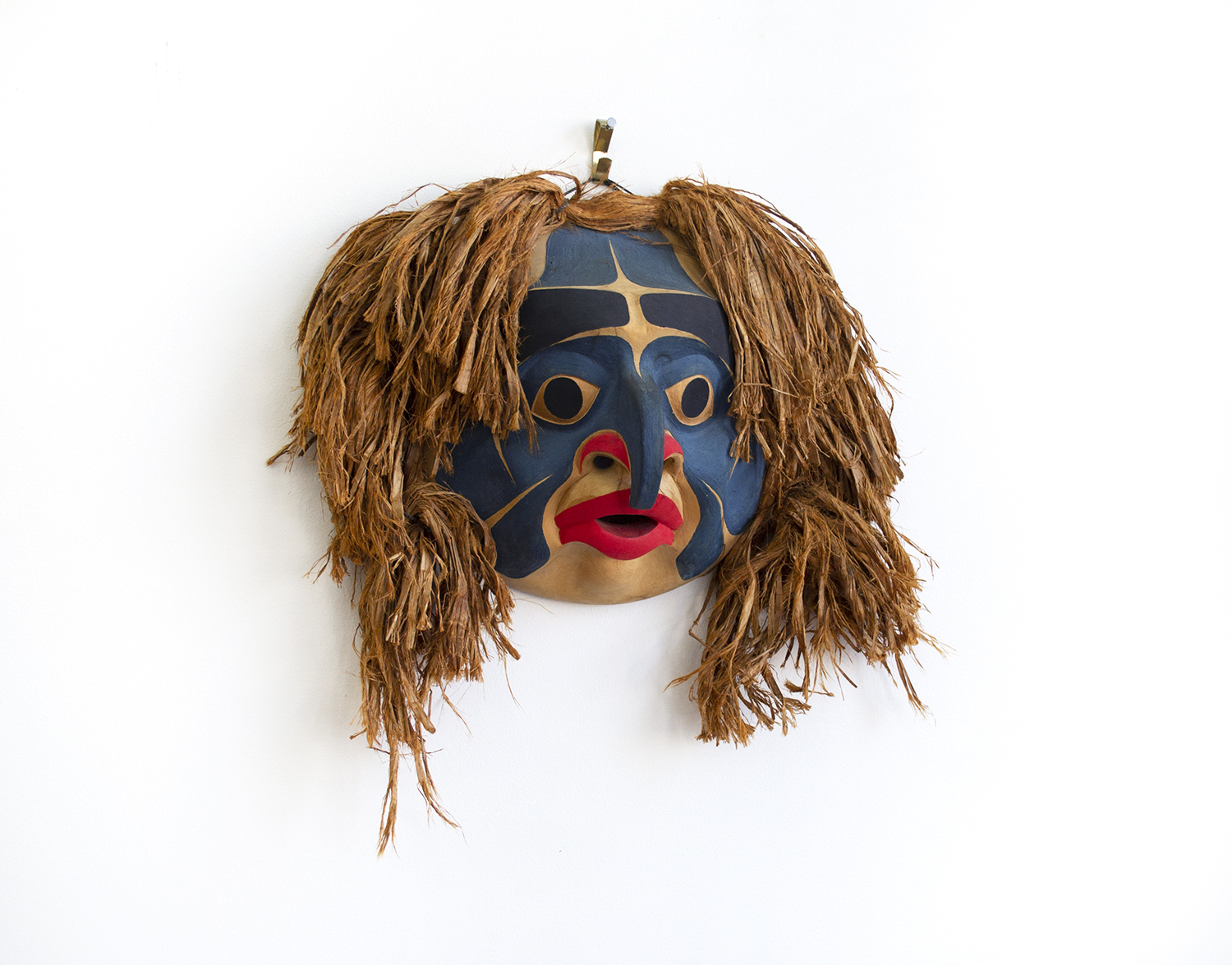 Bella Coola Mask, 1980