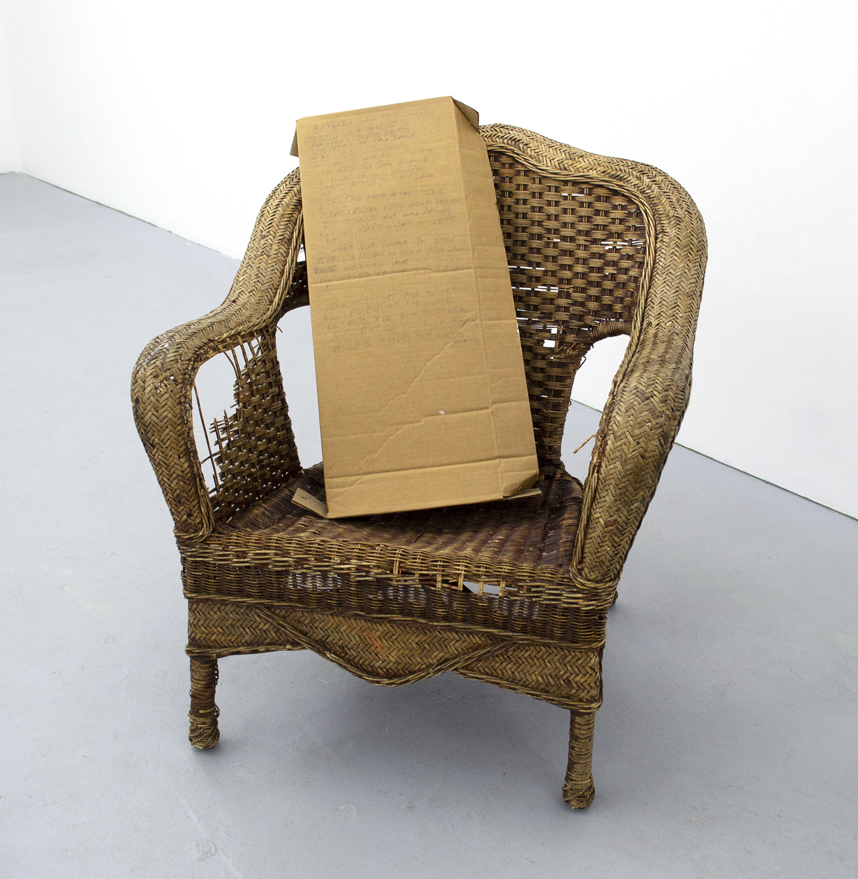 Beau Dick, Chair