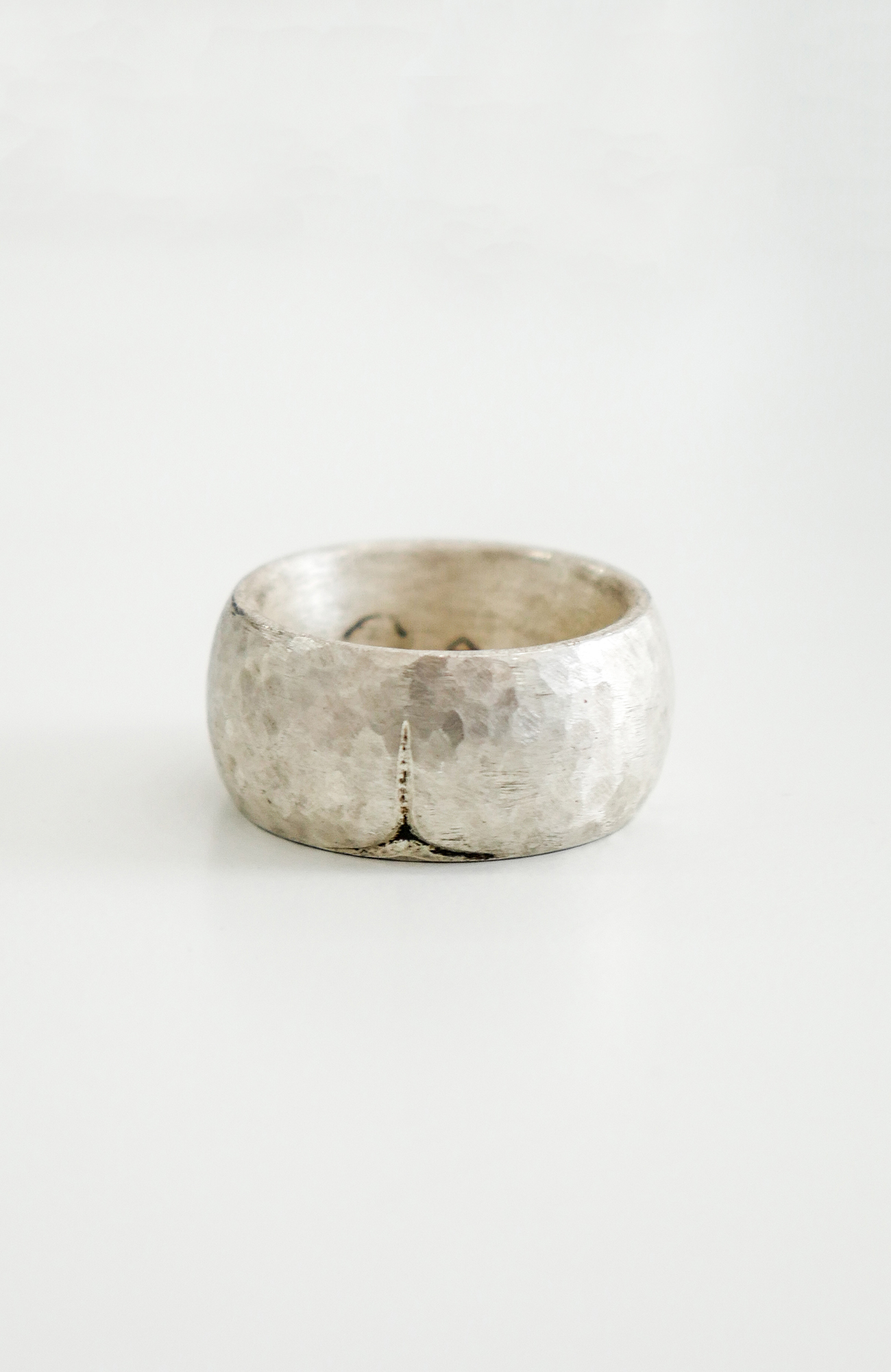 Engraved Trigon Ring, 2019
