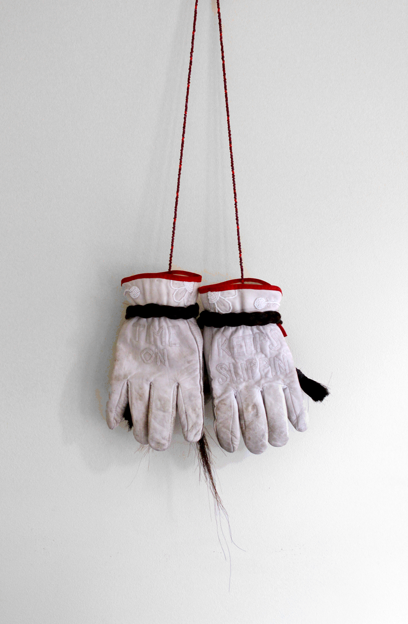 Time Gloves, 2019
